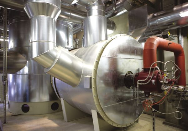Combustion chambers from Eisenmann