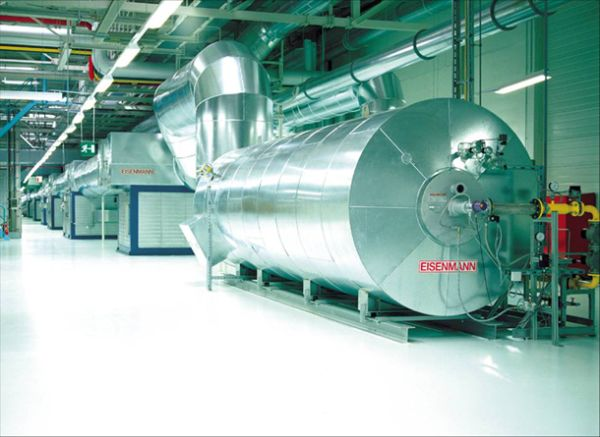 Thermal oxidizers from Eisenmann